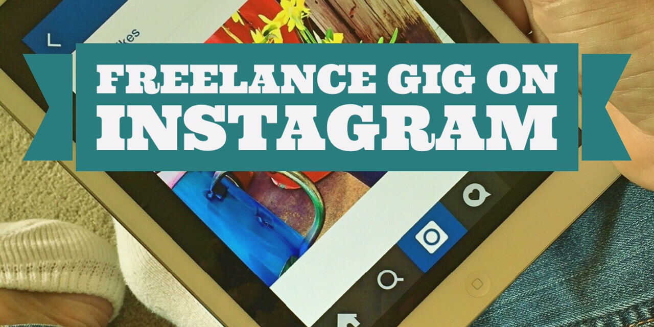 How I Landed a Freelance Gig on Instagram - Due
