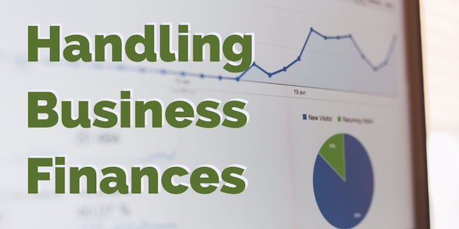 handling business finances