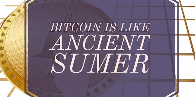The First and Last Word in Money: How Bitcoin is more like
