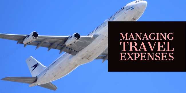 managing business travel expenses 4 quick tips due