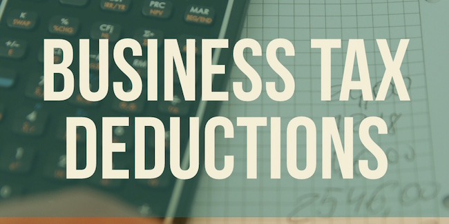 7 Small Business Tax Deductions You've Probably Overlooked  Due