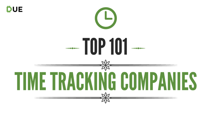 Top Time Tracking Companies