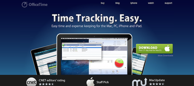 Top 101 time tracking companies due officetime offers time track for the mac pc iphone and ipad it also knows when you start and stop on a project so there is no need to start and stop a solutioingenieria Gallery