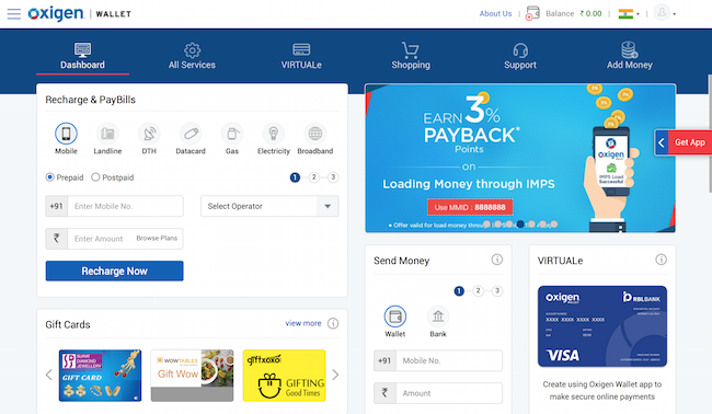 Paytm Web Support Dashboard App