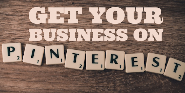 Get Your Business on Pinterest