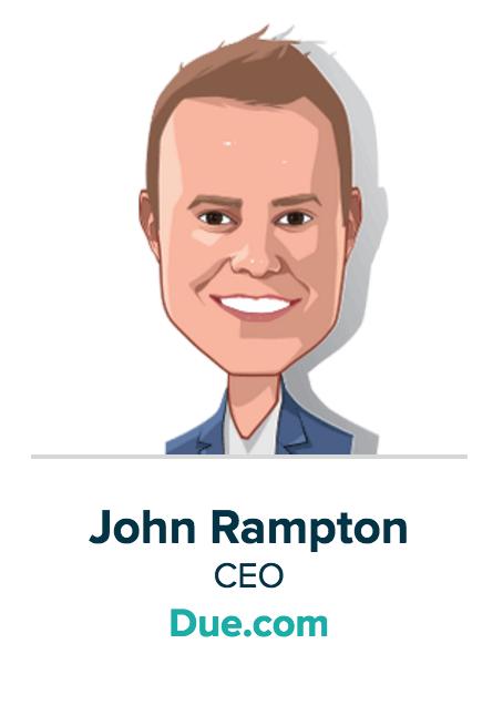 John Rampton - Money 2020