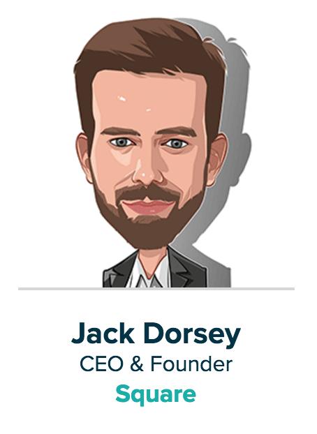 Jack Dorsey - Money 2020