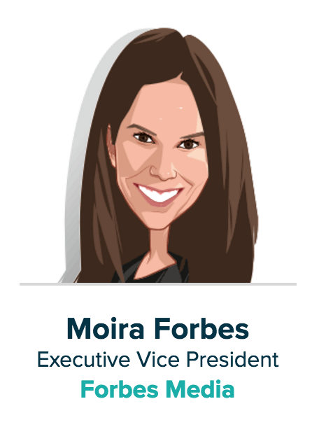 Moira Forbes - Money 2020