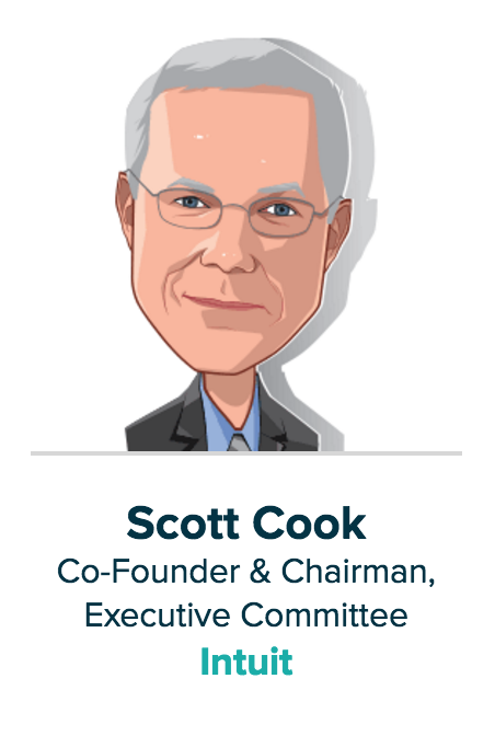 Scott Cook - Money 2020