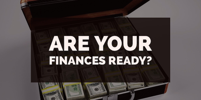 Are your Finances Ready
