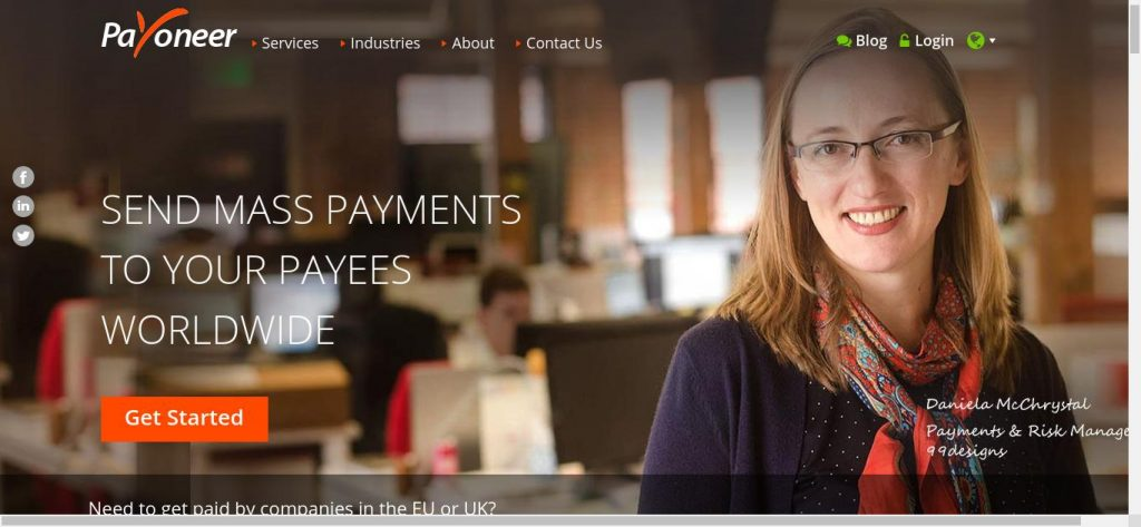 International Money Transfers - Payoneer USA
