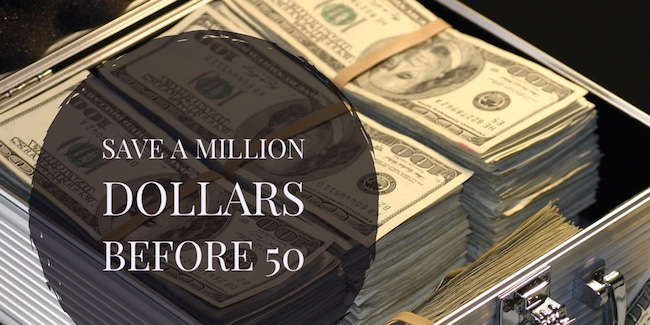 how to make 50 million dollars