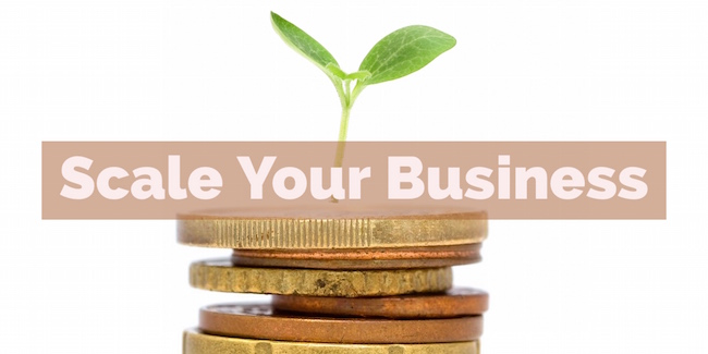 Time To Scale Up your business
