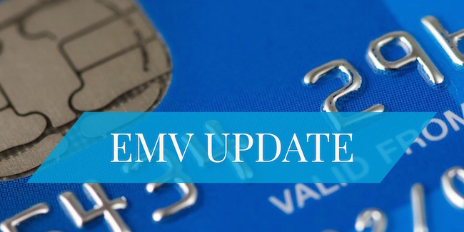 Due Chip One Year Cards - Update Emv