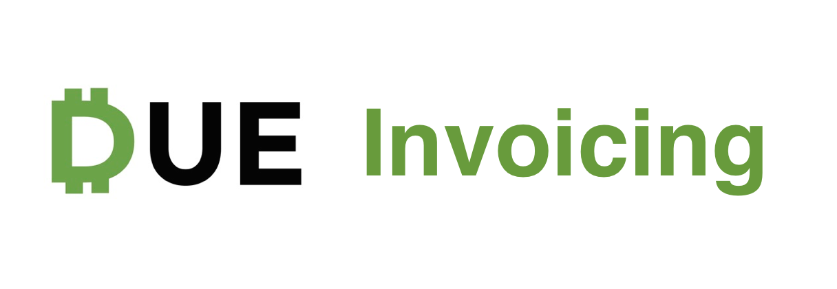 Due Invoicing: How To Save An Invoice PDF  Invoice Logo