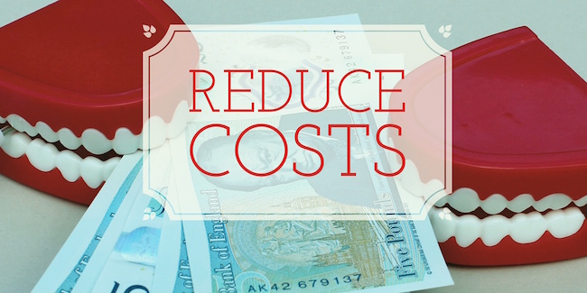 inventory and costs If you're looking for a way to reduce your inventory cost, chances are you're stocking too much inventory.