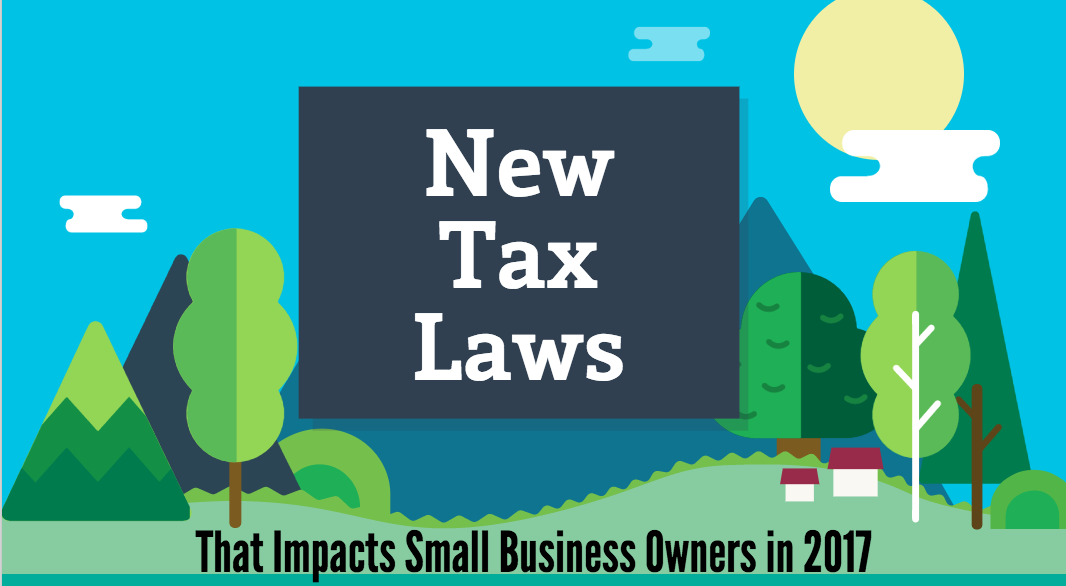 new tax laws 2017