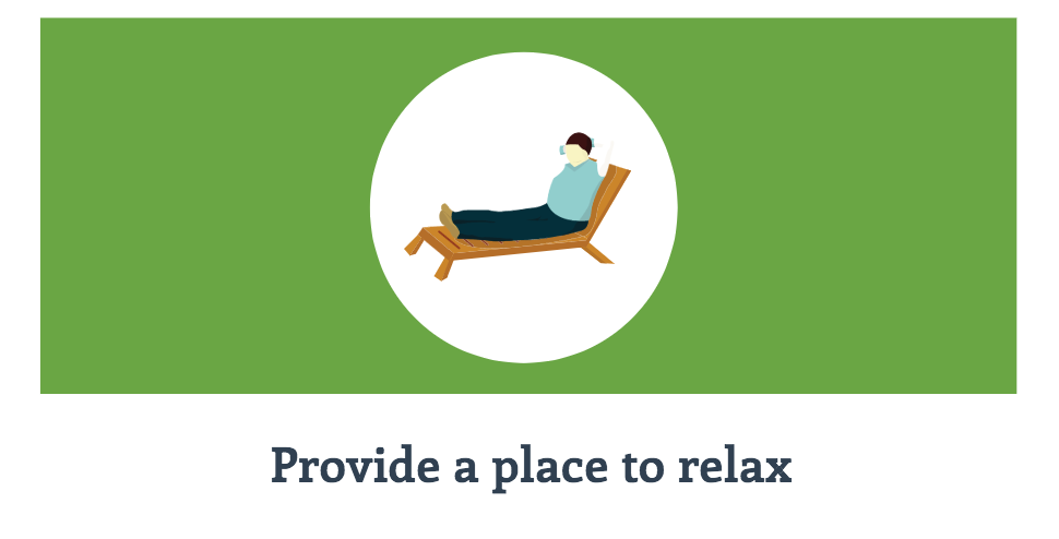provide-a-place-to-relax