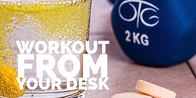 exercise workouts to workday extremely desk simple how your creative at