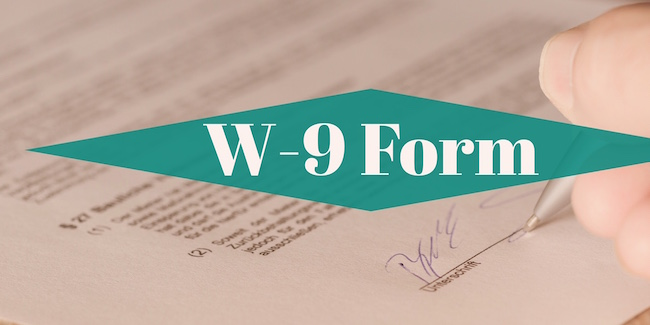 when does your business need a w-9 for payments - due