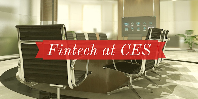 Fintech at CES