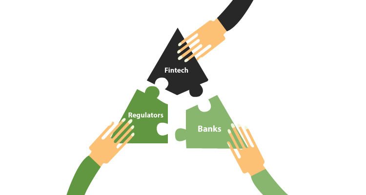 Collaboration Between Fintech, Banks, and Regulators