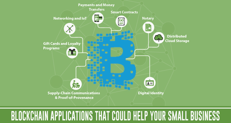 BLOCKCHAIN APPLICATIONS THAT COULD HELP YOUR SMALL BUSINESS