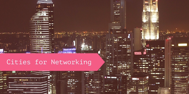 Cities For Networking