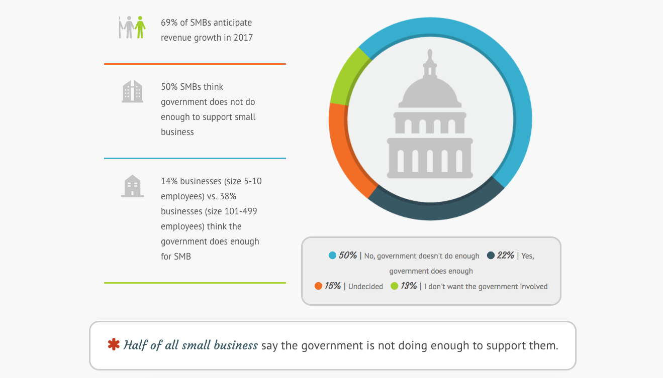 Government in small business