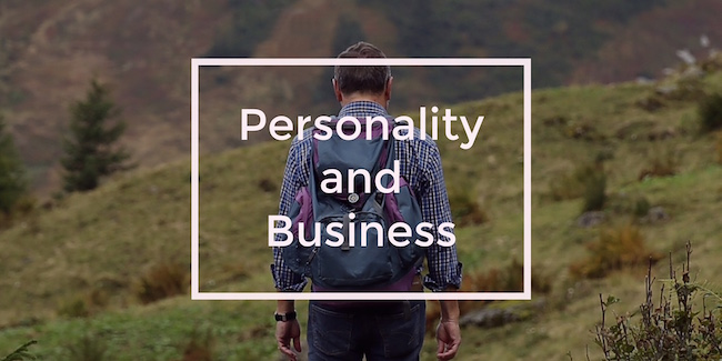 Personality and Business