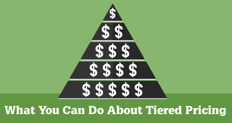What You Can Do About Tiered Pricing