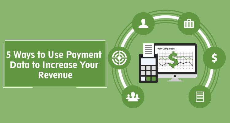 5 Ways to Use Payment Data to Increase Your Revenue