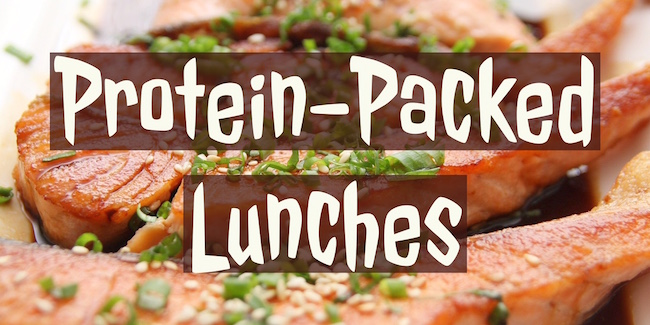 Protein-Packed Lunches