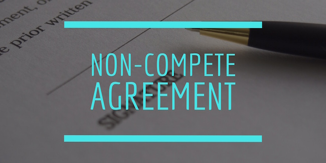 How To Decide When Someone Should Sign A Non Compete Agreement Due