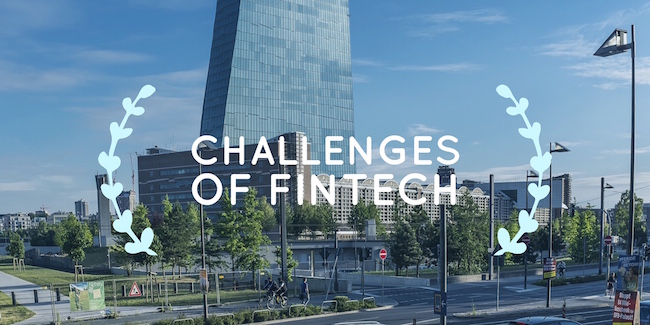 Challenges of Fintech
