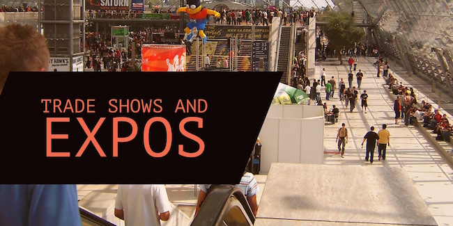 Trade Shows and Expos