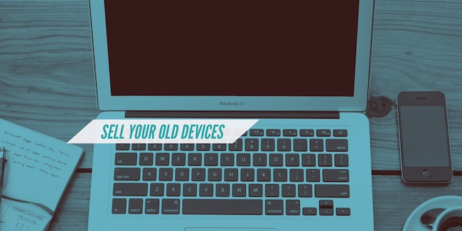 Sell Your Old Devices