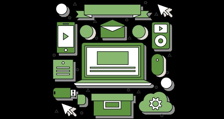 video-computer-desk