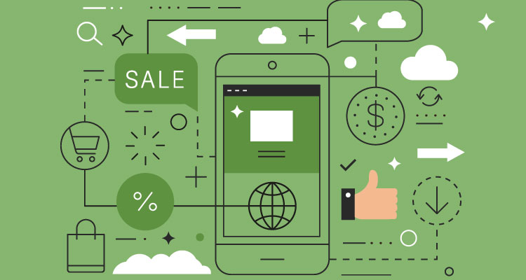 social selling and sales