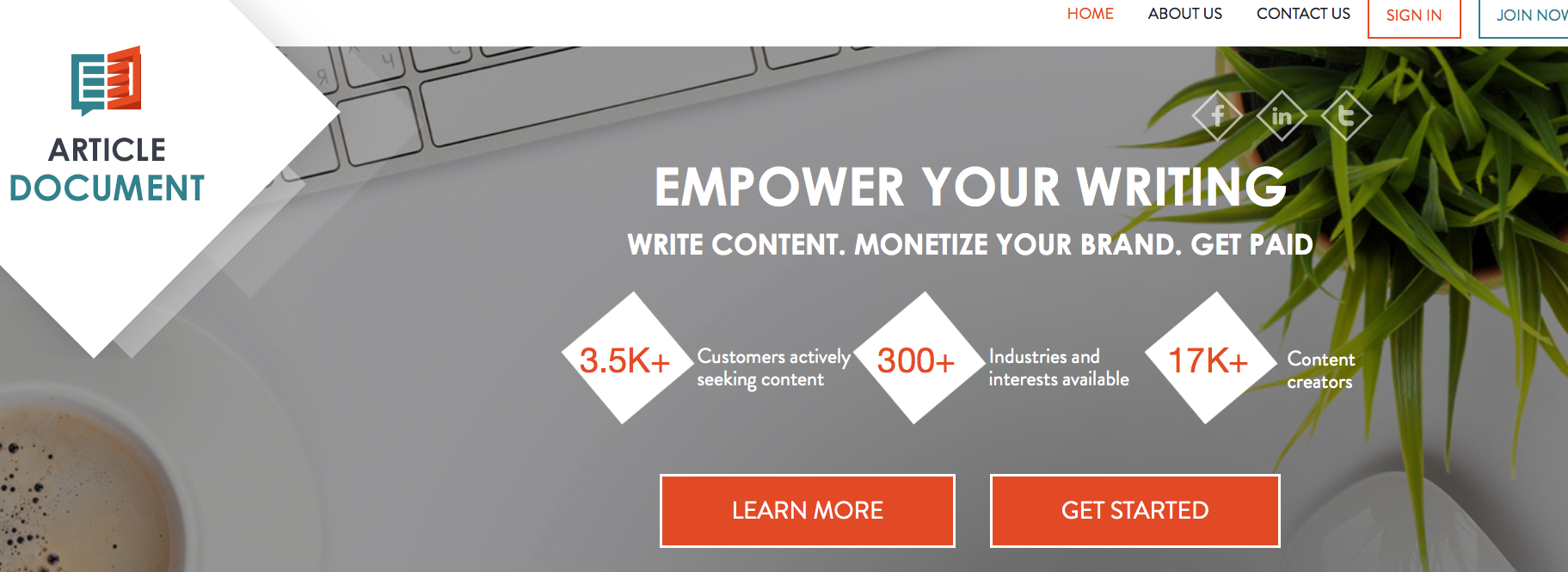 Blog content writing services blogmutt