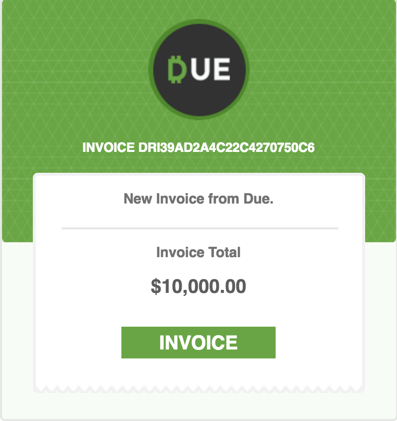 How To Use Recurring Invoices Due - Pay the invoice