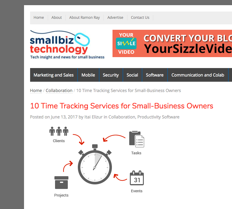 BestTimeTrackingSoftwareSmallBusiness