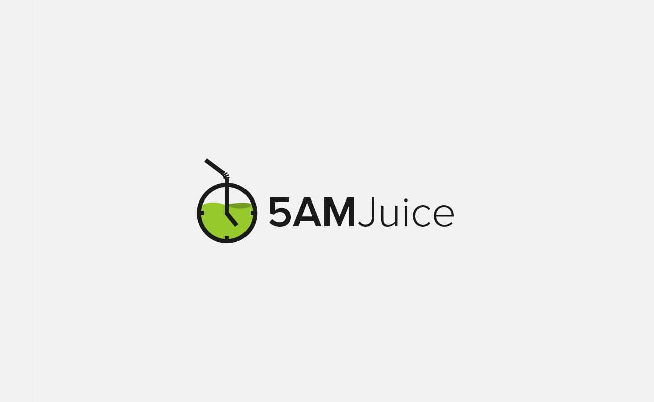 5am Juice Logo