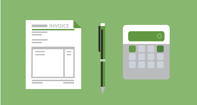 calculating invoicing payments