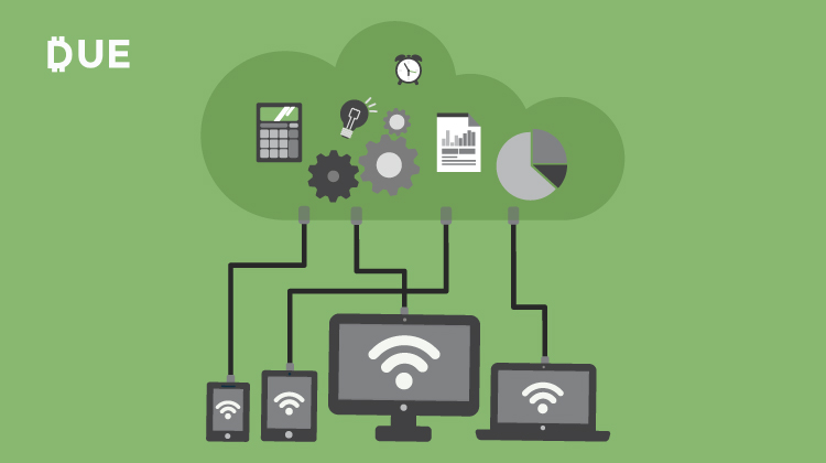 mobile accounting applications in the cloud