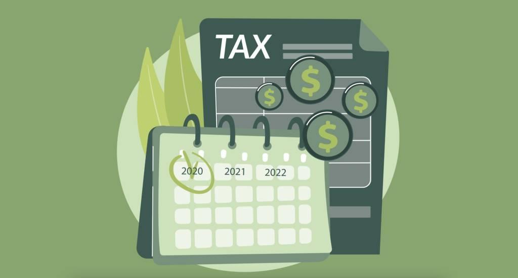 Receipts for Taxes