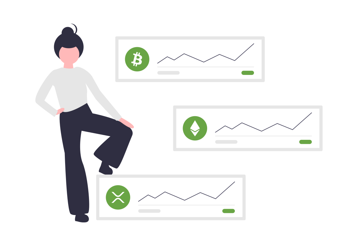Ease Into Cryptocurrency